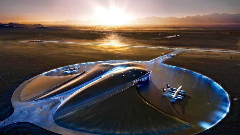 whats next spaceport usa