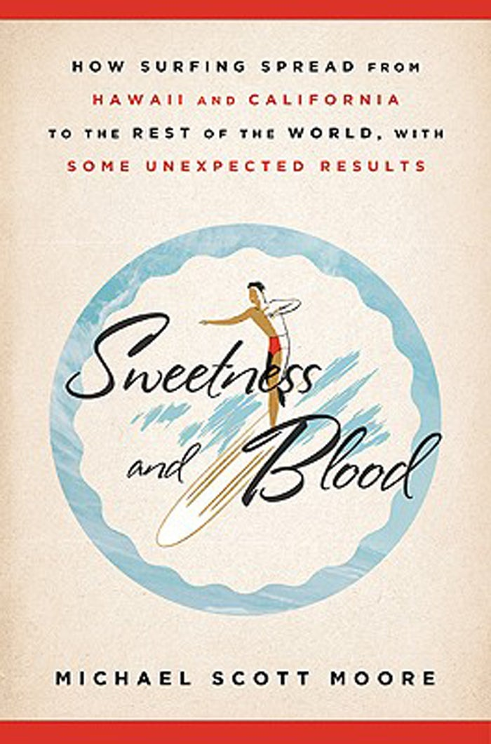 Moore's second book, Sweetness and Blood, was released in July 2010 to high praise.