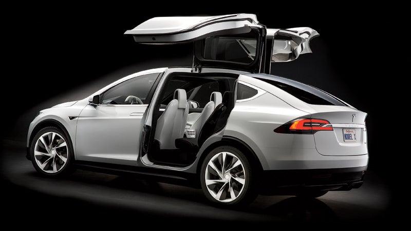 2013 Tesla Model X outside whats next tesla motors patents