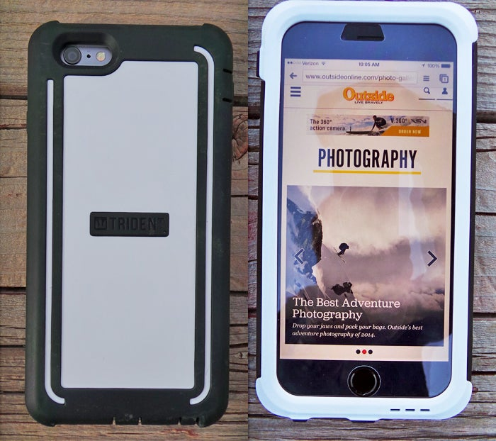 trident trident cyclops iPhone 6 Plus Rugged Phone Cases rugged cases outside outside magazine outside online gear shed pro shop