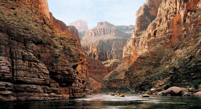 outside grand canyon colorado river dories whitewater rafting kevin fedarko martin litton