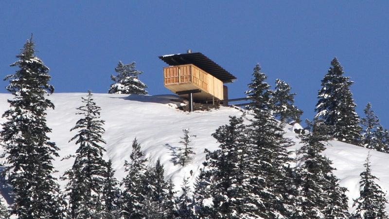 snow washington hut judge