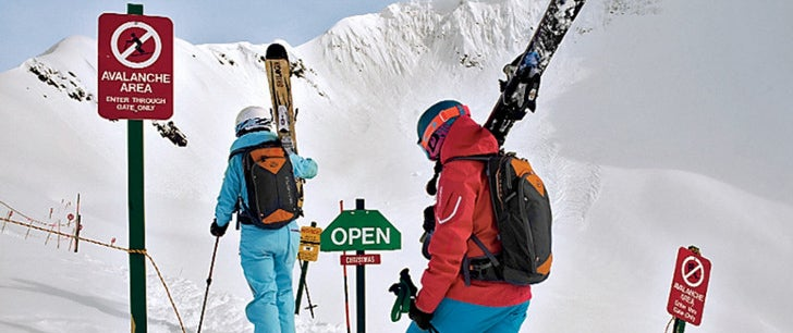Avalanche survival safety