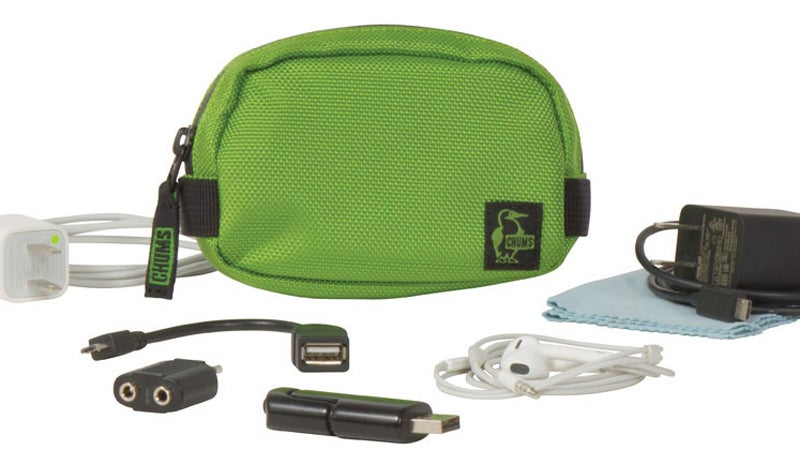Chums Latitude Accessory Cases Gear Girl Outside