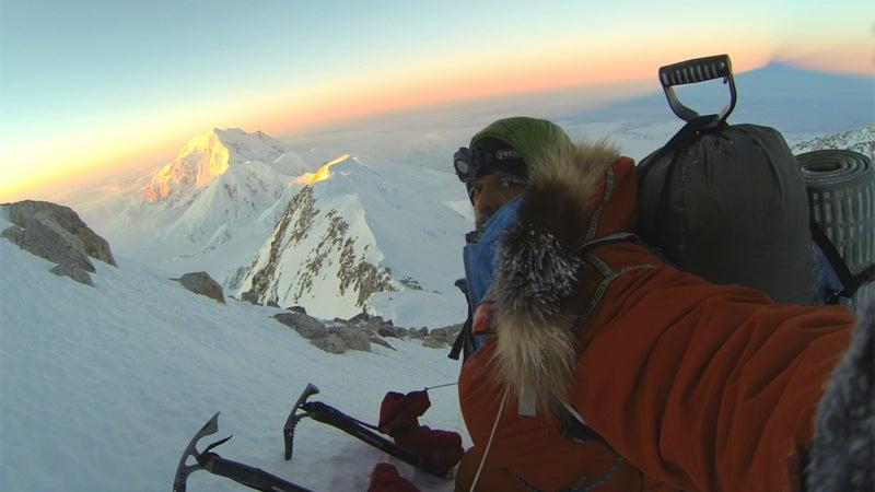 Lonnie Dupre Denali Mount McKinley Mt. McKinley mountaineering solo summit
