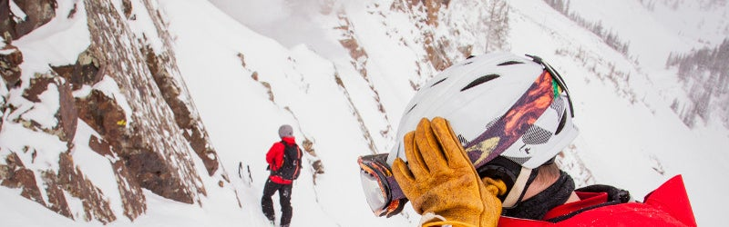 Hand Charge Avalanche survival safety outside magazine outside
