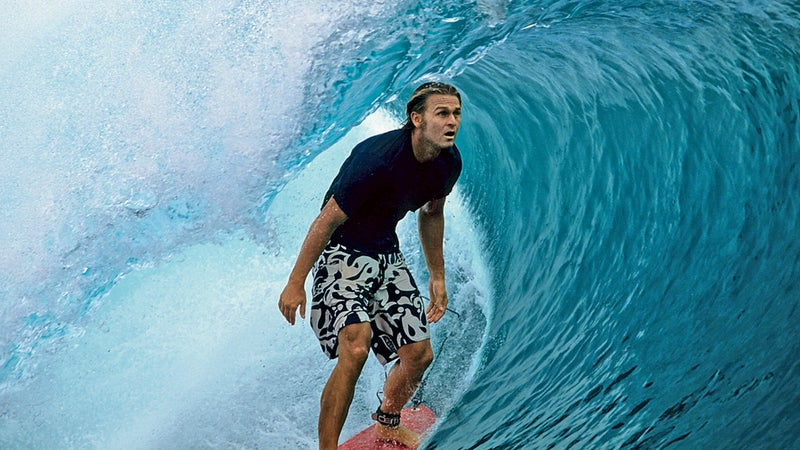 Chris in Indonesia, 2005