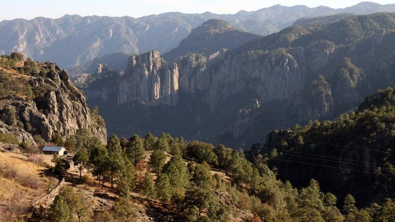 bahuichivo mexico copper-canyon urique