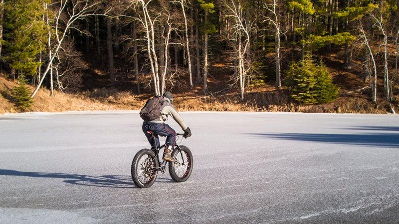 duluth bryan french fat biking snow sports