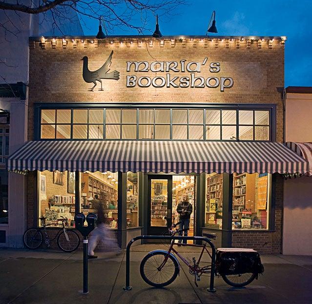 Maria's Bookshop Durango.