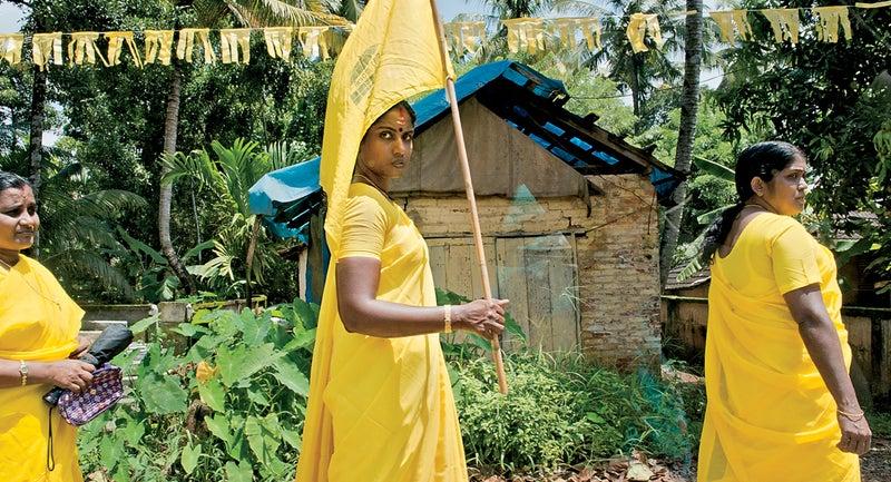 kerala india travel