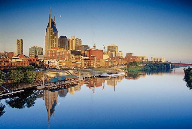 Music City a.k.a Nashville