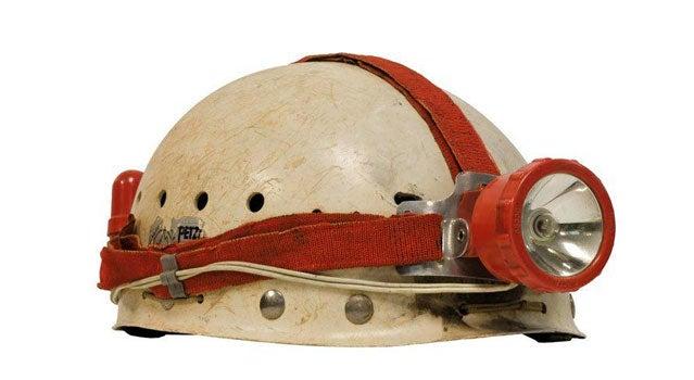 Petzl headlamps were originally a light source for cavers