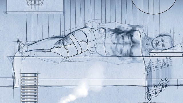 andy potts sleeping regimen sleep science rest performance
