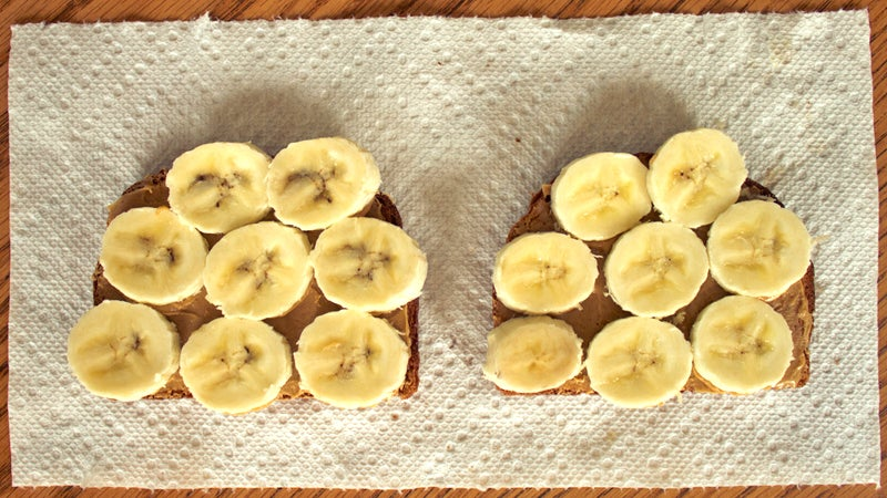 transitions tri triathlete triathlon outside magazine outside online outside athlete fuel how to eat how to fuel bananas toast carbo loading