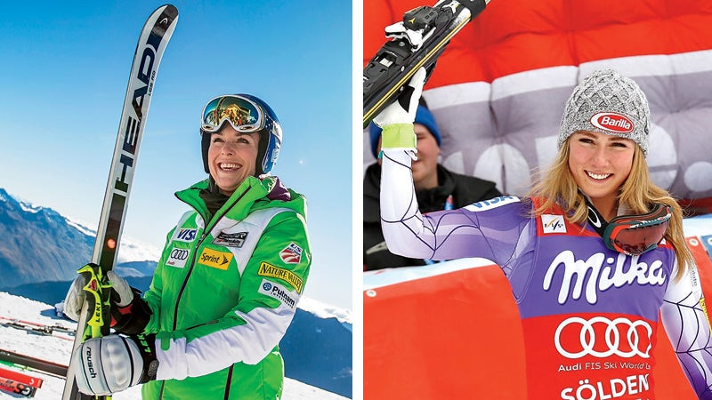 mikaela shiffrin lindsey vonn fis alpine world ski championsh