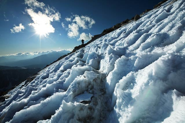 Himalayan climber