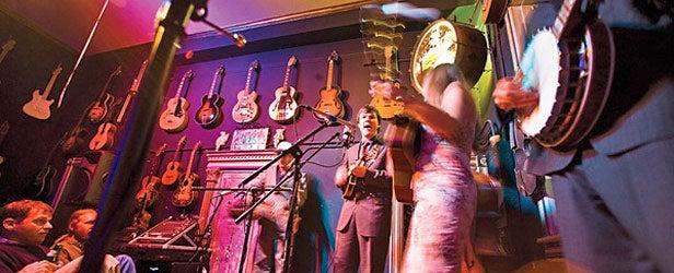 Steve's Guitars in Carbondale