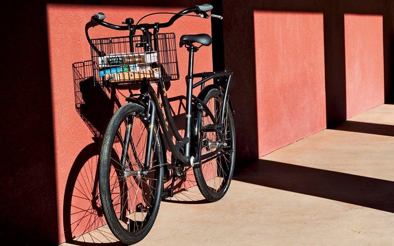 Bicycle Bike Location OM Kona AfricaBike One outside magazine
