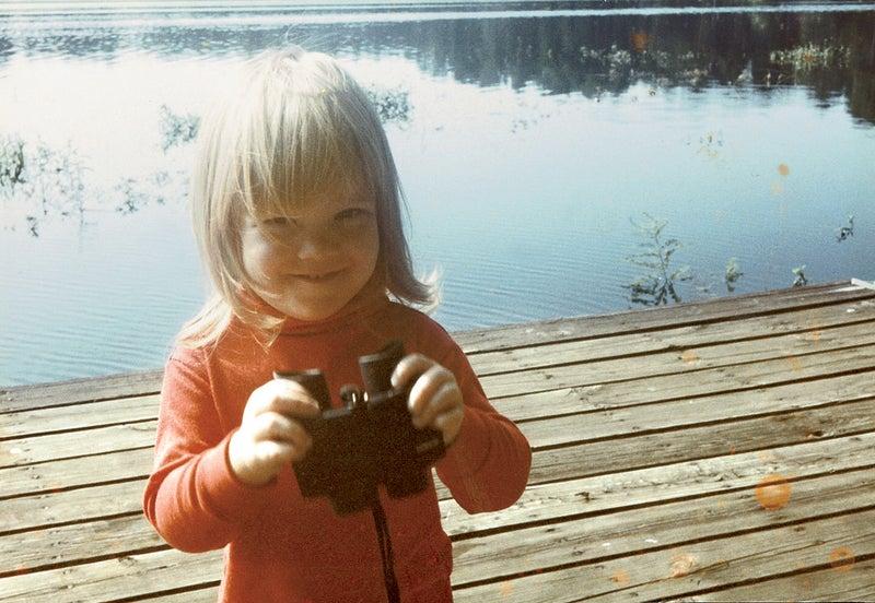 Bronwen Dickey, Child Explorer.