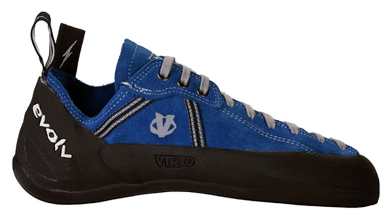 evolv royale climbing shoes