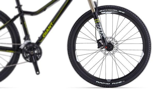 Giant Bikes 27 rims