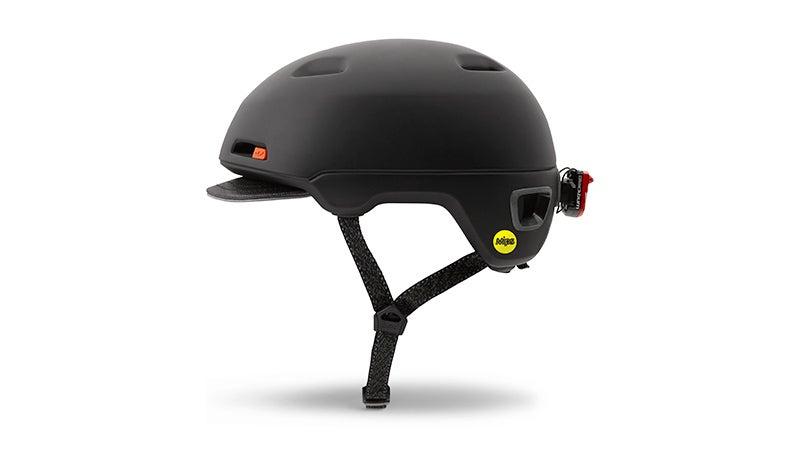 helmet biking commuting gear outside