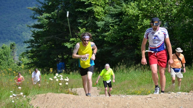 loon mountain race new hampshire running mountains trail running runners