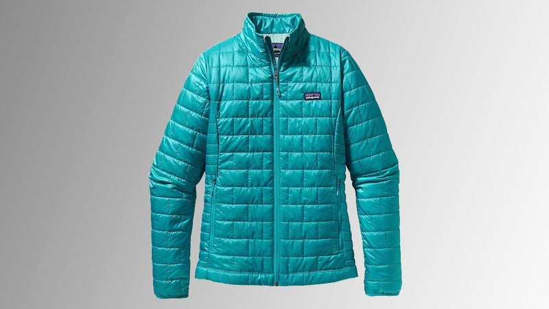 patagonia nano-air hoody nano-air jacket women's gear jenna johnson climbing gear outside outside online outside magazine