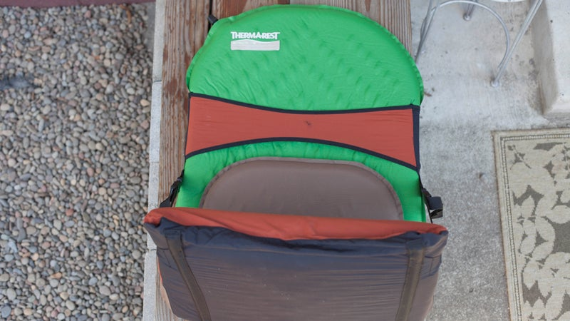 Therm-a-rest Trail Trekker Chair Kit tailgating the current wild file outside outside magazine outside online independence day summer celebration made in america