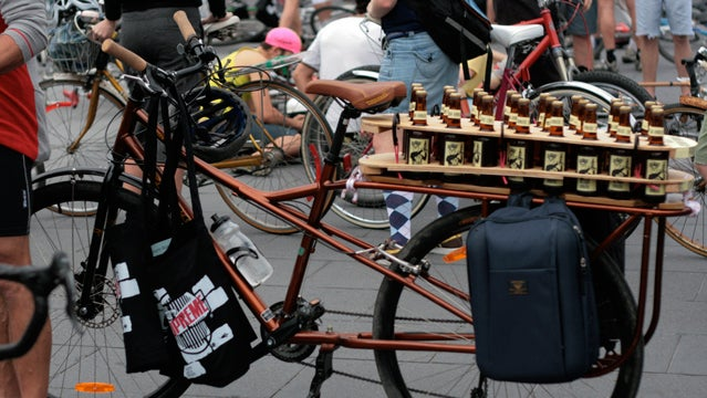 beer bike best way to