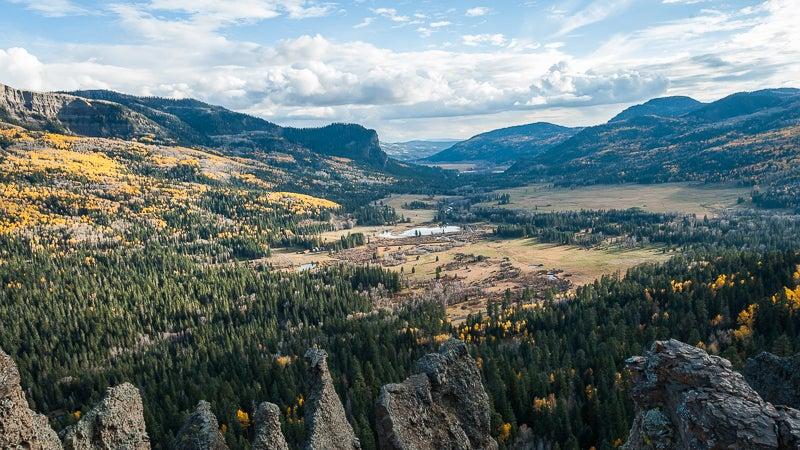Colorado Etats-Unis San Juan Mountains USA United States United States of America Wolf creek Pass