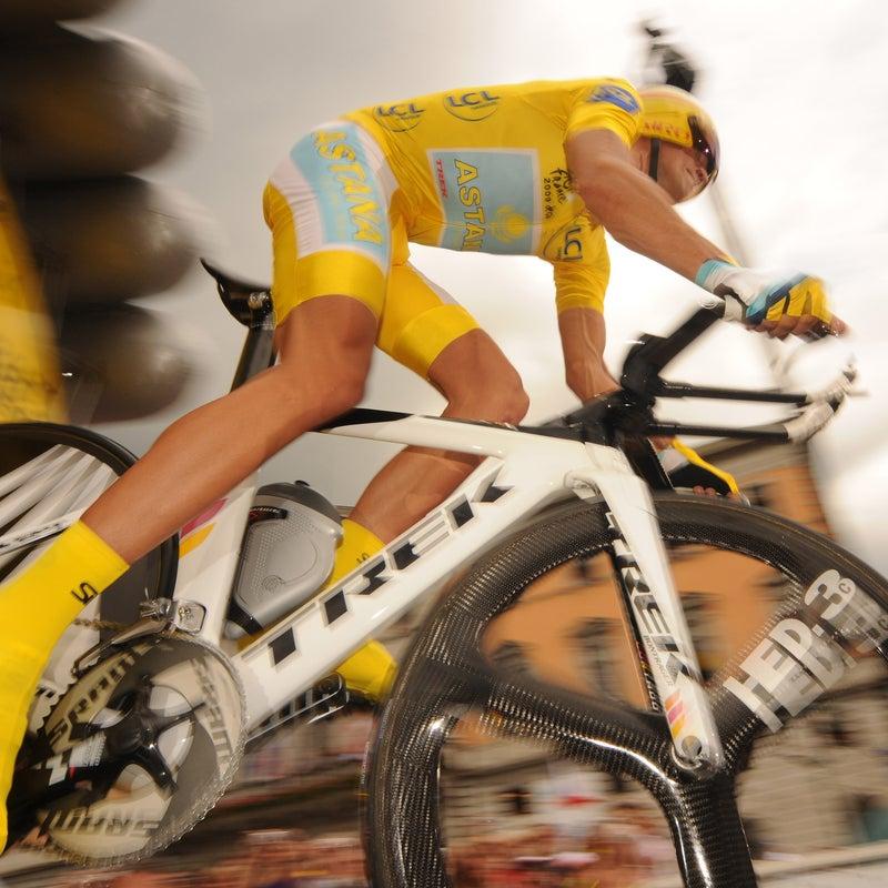 alberto contador tour de france cycling