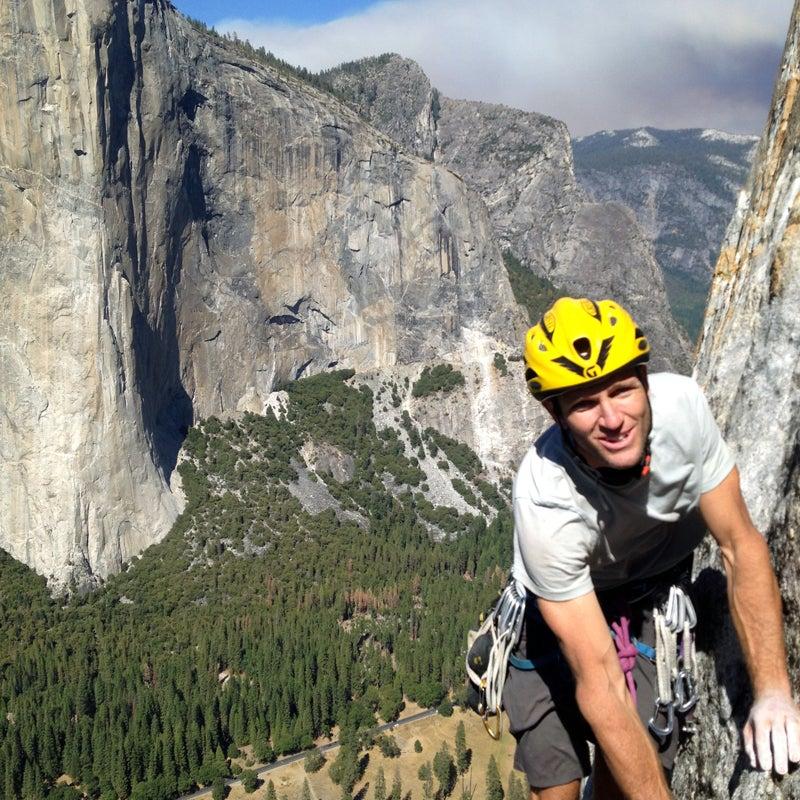 yosemite alex honnold wildfire climbing hiking national parks outside