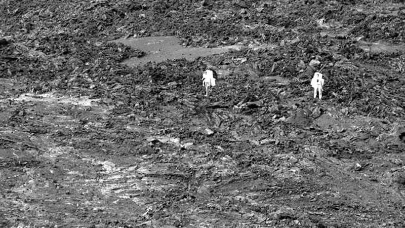 OutsideOnline Apollo moon Pacific International Space Cen Executive Director Rob Kelso vi Big Island Hawaii lunar landscape train training photos surface unpublished released astronauts packs 1970 soil geological Apollo 15