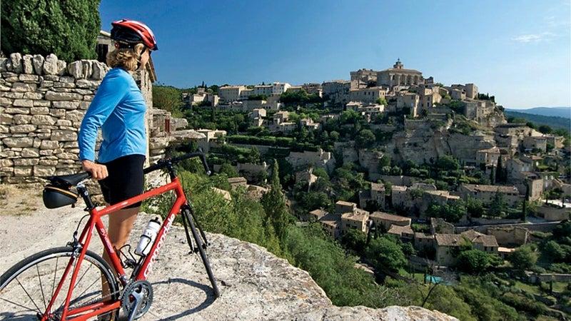 A ride to Gordes, Provence.