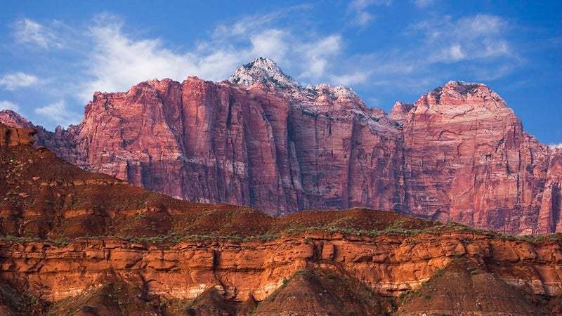 zion Mount Kinesava bellows butler newlywed two weeks fell base jumping