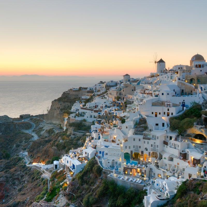 santorini greece islands travel