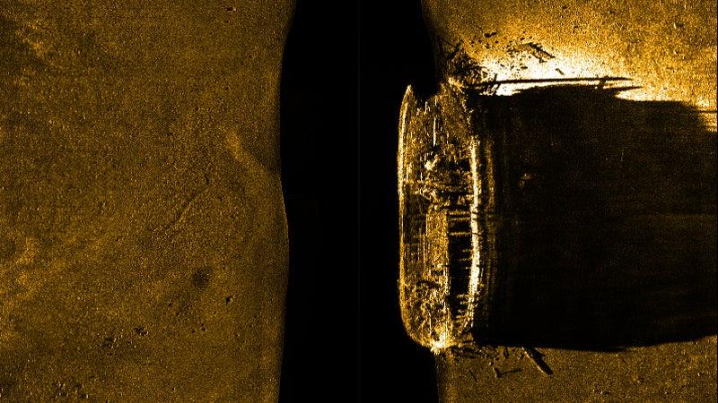sir john franklin shipwreck canada victoria strait exploration outside