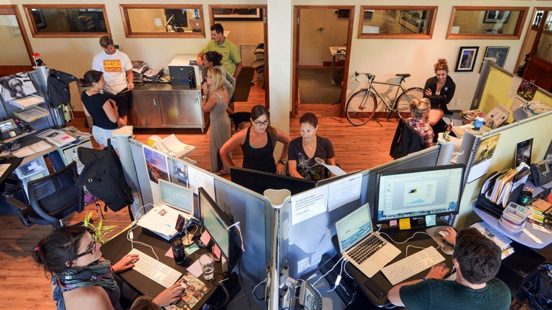 OutsideOnline best places to work