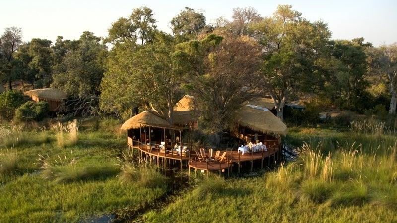 02ABO0502311 106327 109613 Aerials Africa Africa Camp/Lodge Baines Camp Best of Africa Botswana Botswana Camp/Lodge Camp/Lodge DSC_0025.jpg Exterior Okavango Delta Sanctuary Lodges and Camps Southern Africa Southern Africa Camp/Lodge