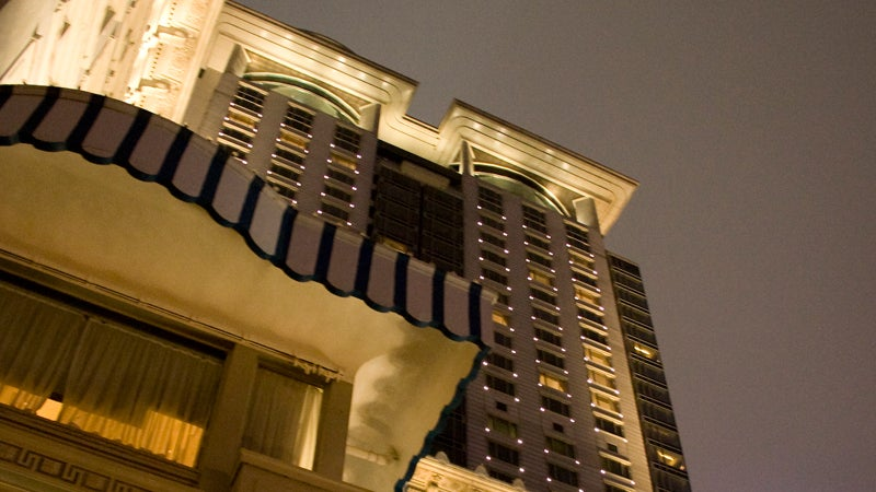 OutsideOnline The Peninsula Hong Kong China hotel high-tech luxury technology amenity best hotels