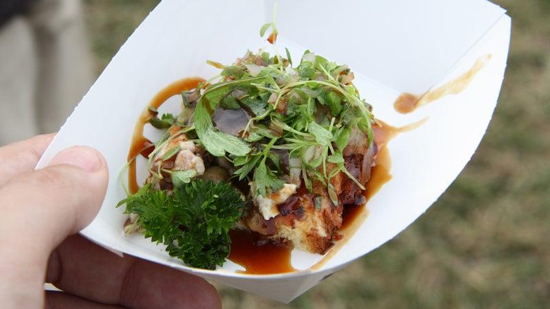 OutsideOnline Governors Ball New York food truck music festival Randall's Island