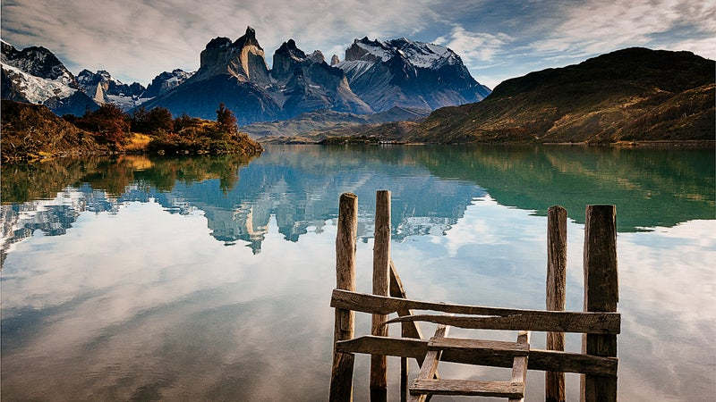 awe beauty in nature chile cloud dramatic landscape forest lake landscape magallanes y antartica chilena  mountain mountain range outdoors patagonia region scenics torres del paine national park tranquil scene turquoise wilderness