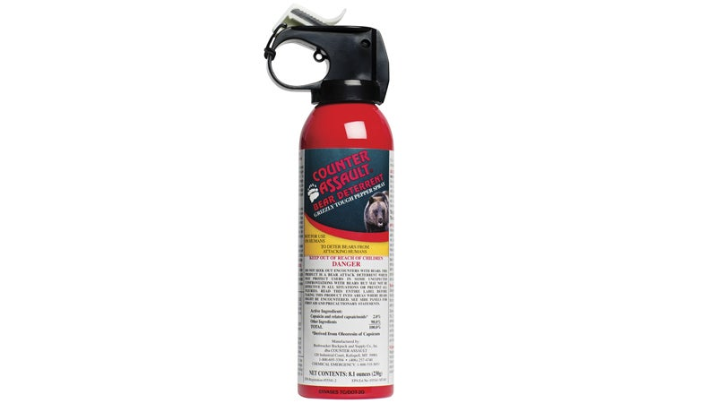 bear spray ridiculous gear survival