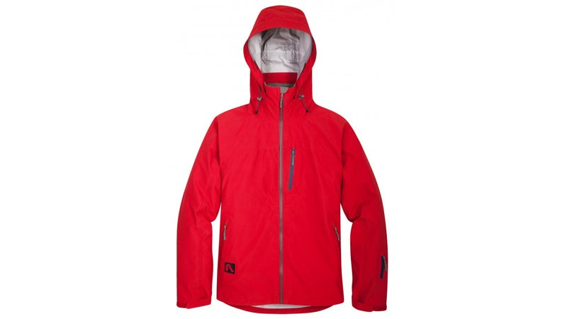 flylow lab coat ski gear