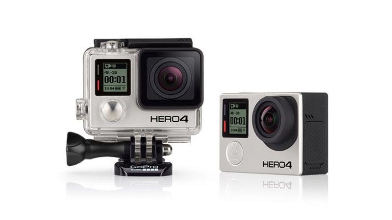 Gopro camera ridiculous gear wearable tech