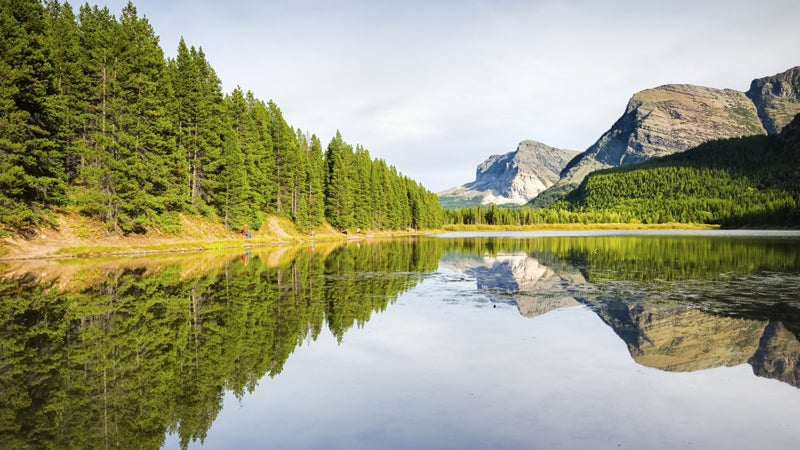 Red Rock Lake OutsideOnline natural wonders warming global see before gone Glacier National Park nation park Montana United States America