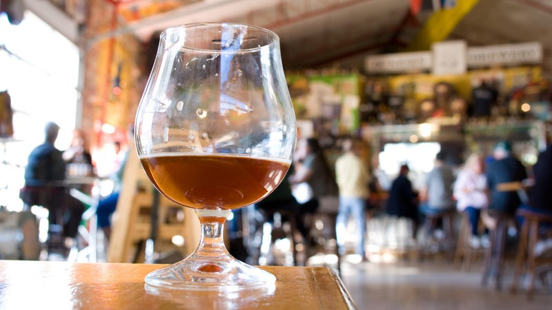 OutsideOnline Florida Tampa Dunedin Brewery brewers underdog unexpected best