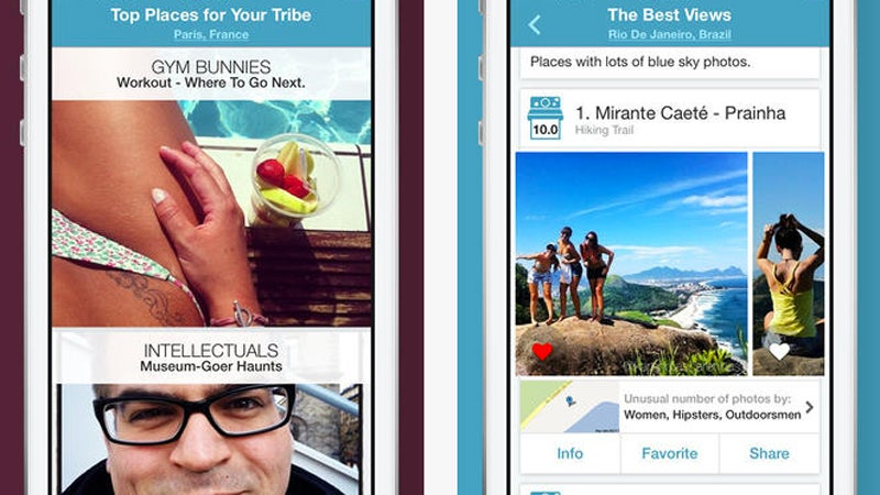 OutsideOnline best apps travel guide free phone smartphone Jetpac City Guides